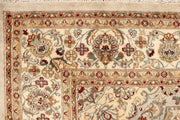 Antique White Isfahan 6' x 9' 2 - No. 68333 - ALRUG Rug Store