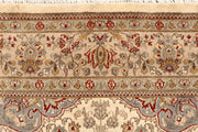 Bisque Isfahan 5' 8 x 8' 3 - No. 68354 - ALRUG Rug Store