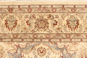 Blanched Almond Isfahan 6' 4 x 9' 5 - No. 68421 - ALRUG Rug Store