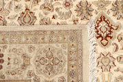 Blanched Almond Isfahan 6' 4 x 9' 6 - No. 68472 - ALRUG Rug Store