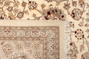 Blanched Almond Mahal 8' 11 x 12' 4 - No. 68539 - ALRUG Rug Store