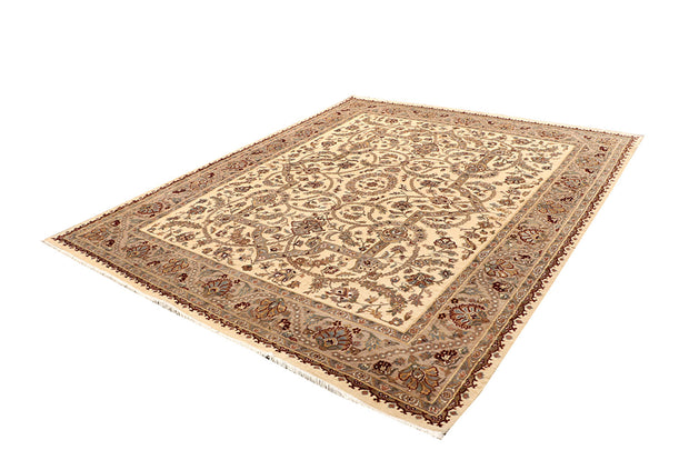 Blanched Almond Mahal 8' x 9' 9 - No. 68544 - ALRUG Rug Store