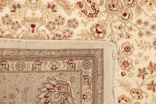 Blanched Almond Isfahan 8' x 10' 1 - No. 68577 - ALRUG Rug Store