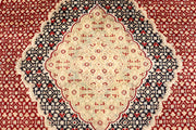 Dark Red Tabriz 8' x 10' 1 - No. 68589 - ALRUG Rug Store