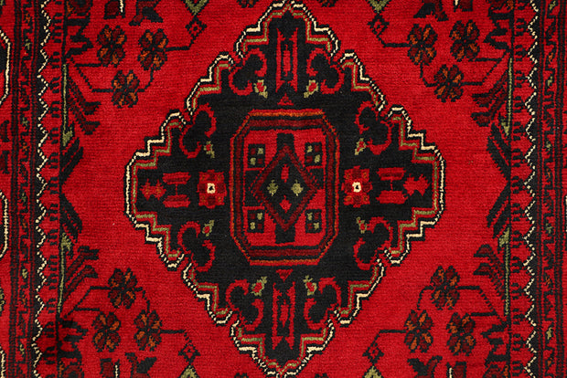 Red Khal Mohammadi 2' 7 x 9' 8 - No. 68675 - ALRUG Rug Store