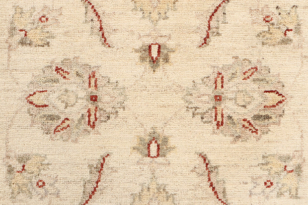 Blanched Almond Oushak 2' 7 x 9' 9 - No. 68733 - ALRUG Rug Store