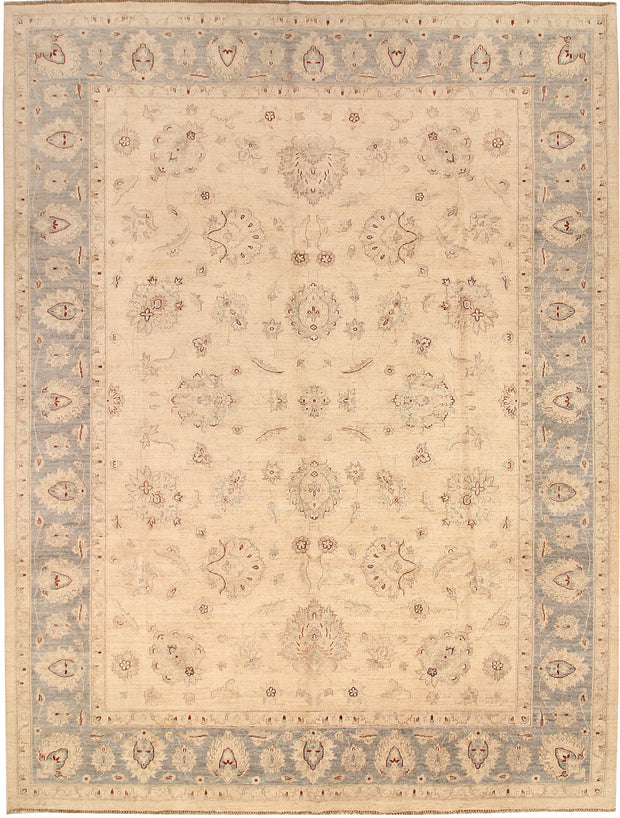 Blanched Almond Ziegler 9' 1 x 11' 11 - No. 69090 - ALRUG Rug Store