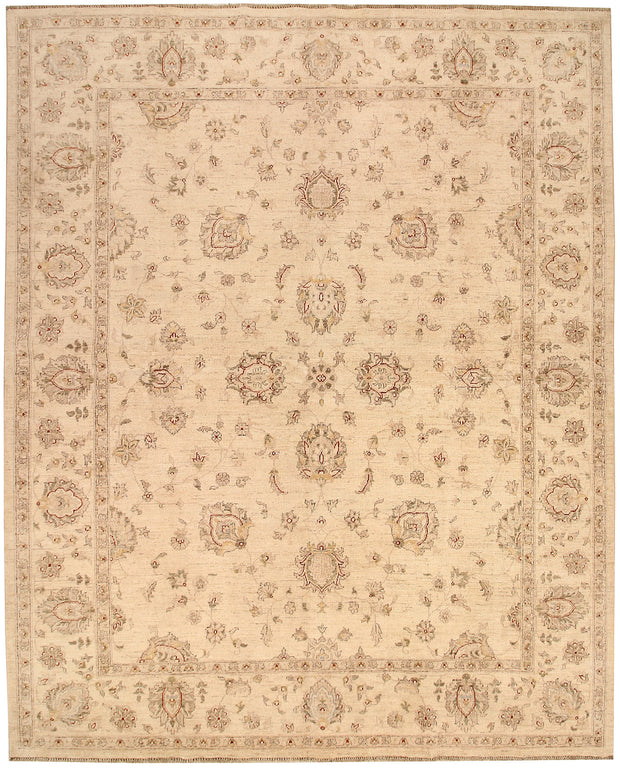 Blanched Almond Ziegler 7' 10 x 9' 8 - No. 69091 - ALRUG Rug Store