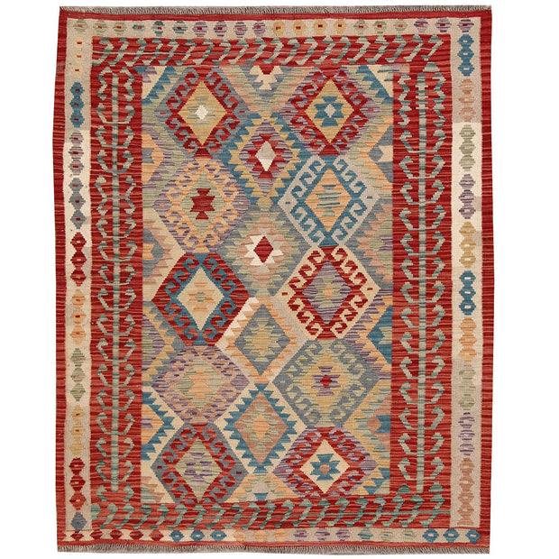 Vegetable Kilim 4' 7 x 5' 7 (ft) - No. AL53487 - ALRUG Rug Store