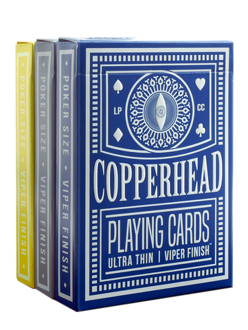 COPPERHEAD - VIPER FINISH™