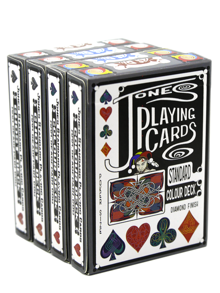 Jones Playing Cards