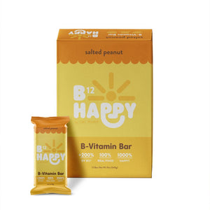 Salted Peanut B-Vitamin Bar