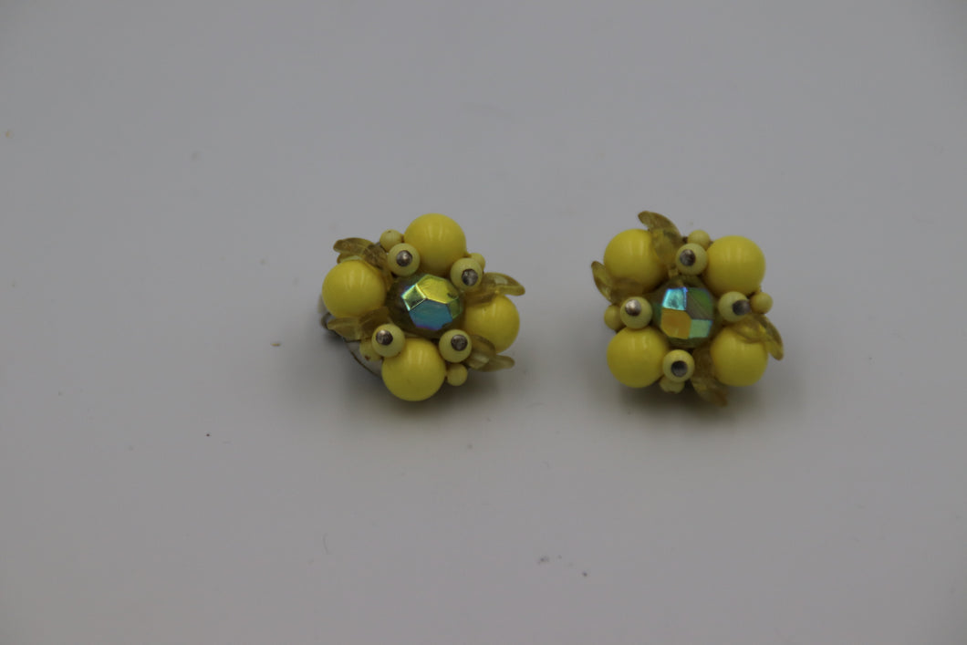 Yellow Bead Cluster
