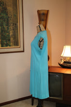 Load image into Gallery viewer, Teal Knit Dress