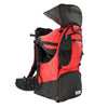 ClevrPlus Deluxe Lightweight Baby Backpack Child Carrier, Red (CL_CRS600203) - Main Image