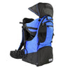 ClevrPlus Deluxe Lightweight Baby Backpack Child Carrier, Blue (CL_CRS600221) - Main Image