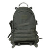 Qwest 42L Outdoor Tactical Military Style Gear Pack Backpack + Bonus 10 L Bag, Drab Green (CL_CRS806006) - Alt Image 3
