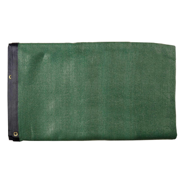 Home Aesthetics 6' x 50' Fence Windscreen Privacy Screen Cover, Green Mesh (CL_HOM200701) - Alt Image 6