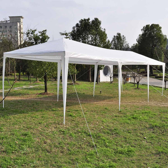 Clevr 10'x30' Canopy Party Wedding Outdoor Tent Gazebo Pavilion (CL_CRS201007) - Alt Image 2