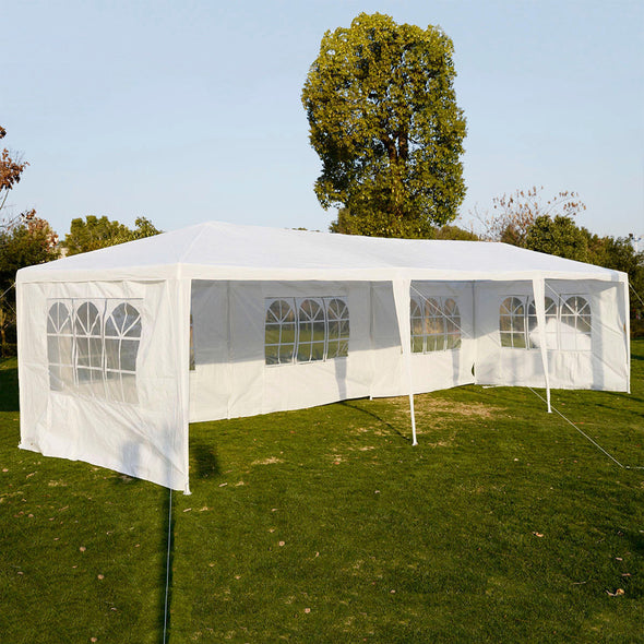 Clevr 10'x30' Canopy Party Wedding Outdoor Tent Gazebo Pavilion (CL_CRS201007) - Alt Image 1