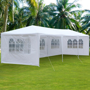 Clevr 10'x30' Canopy Party Wedding Outdoor Tent Gazebo Pavilion (CL_CRS201007) - Main Image