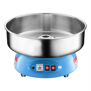 [product_tag] , Clevr Commercial Cotton Candy Machine Carnival Party Candy Floss Maker Blue - Crosslinks