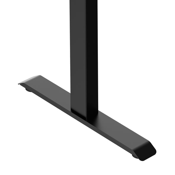 "AdvanceUp Black 47"" Dual Motor Electric Stand Up Office Desk with USB Port, Frame only (CL_CRS202301) - Alt Image 5"
