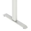 "AdvanceUp White 47"" Dual Motor Electric Stand Up Office Desk with USB Port, Frame only (CL_CRS202314) - Alt Image 3"