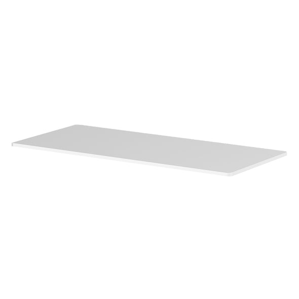 "[product_tag] , AdvanceUp 53"" Ergonomic Stand Up Desk Table Top Only, White - Crosslinks"