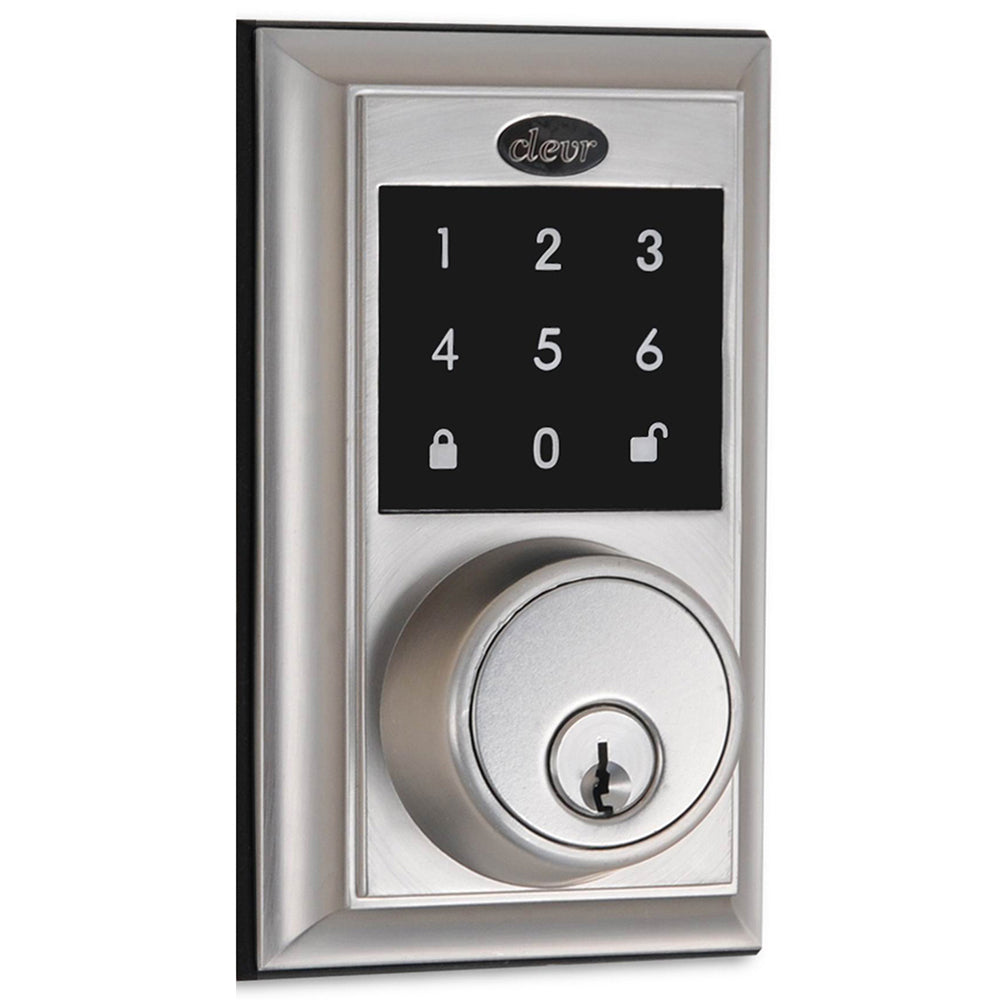 electronic blog smart home tag lock vivint door the automation