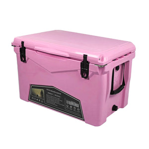 [product_tag] , Xspec Pro Roto-Molded 60 Quart High Performance Cooler Ice Chest Outdoor Pink - Crosslinks