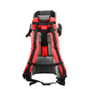 ClevrPlus Hiking Child Carrier Backpack Cross Country, Red (CL_CRS600201) - Alt Image 5