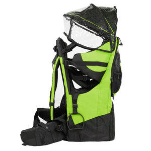 [product_tag] , Deluxe Lightweight Baby Backpack Carrier, Green - Crosslinks