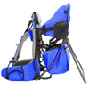 ClevrPlus Hiking Child Carrier Backpack Cross Country, Blue (CL_CRS600211) - Alt Image 3
