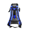 ClevrPlus Hiking Child Carrier Backpack Cross Country, Blue (CL_CRS600211) - Alt Image 4