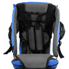 ClevrPlus Hiking Child Carrier Backpack Cross Country, Blue (CL_CRS600211) - Alt Image 8