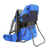 ClevrPlus Hiking Child Carrier Backpack Cross Country, Blue (CL_CRS600211) - Alt Image 1