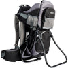 ClevrPlus Baby Backpack Hiking Child Carrier, Black (CL_CRS600231) - Main Image