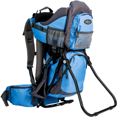 ClevrPlus Baby Backpack Hiking Child Carrier, Blue (CL_CRS600233) - Main Image