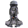 ClevrPlus Urban Explorer Baby Backpack Cross Country Child Carrier with Detachable Bag, Green (CL_CRS600241) - Alt Image 4