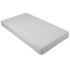 Clevr White Waterproof Baby & Toddler Bamboo Fabric Memory Foam Crib Mattress (CL_CRS601301) - Alt Image 1