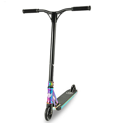 Longway Sector Neo Chrome Pro Stunt Kick Scooter Anodized Aluminum BMX Handlebar (CL_CRS803982) - Main Image