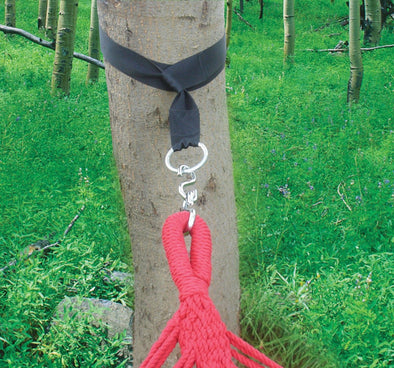 "[product_tag] , Clevr 2"" Wide Hammock Tree Straps - Crosslinks"