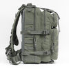 Qwest 30L Outdoor Tactical Military Style Gear Pack Backpack, Drab Green (CL_CRS806002) - Alt Image 7