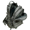 Qwest 42L Outdoor Tactical Military Style Gear Pack Backpack + Bonus 10 L Bag, Drab Green (CL_CRS806006) - Alt Image 2