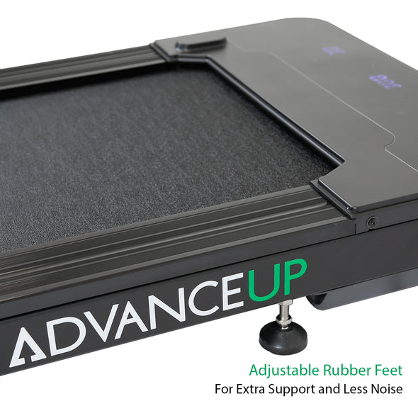 AdvanceUp Under Desk Walking Treadmill Compact 12 Auto Programs Home Workout (CL_CRS806202) - Alt Image 2