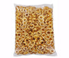 "Clevr 300 pc. Brass Grommets & Washers for Hand Pressed Grommet Machines (Size #4) 1/2"" (CL_CRS200304) - Alt Image 2"