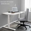 "AdvanceUp 53"" Ergonomic Stand Up Desk Table Top Only, White (CL_CRS202322) - Alt Image 2"