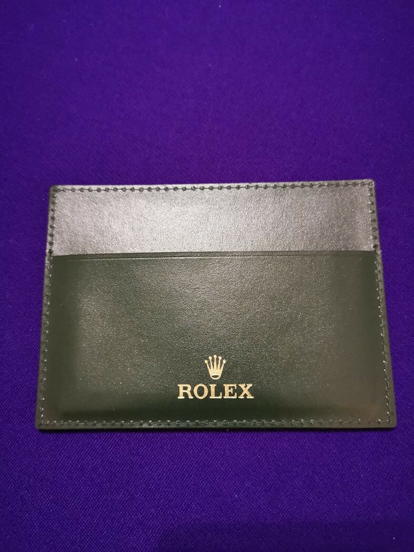 Rolex Warranty Plastic Card & Manual Pouch Ref 4119209.05