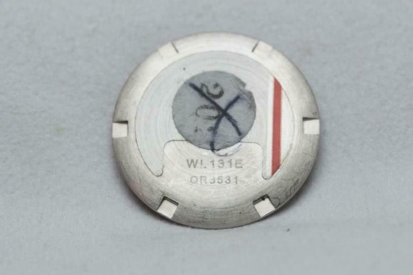 Tag Heuer Stainless Steel Caseback Reference WL131-E Kirium